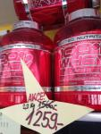 100% Whey Protein Professional 2,3kg Scitec